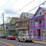 The charming small downtown area of Rosendale, NY. Photo by http://commons.wikimedia.org/wiki/User:Daniel_Case