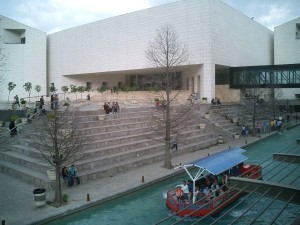 Museum of Mexican History in Monterrey, Mexico