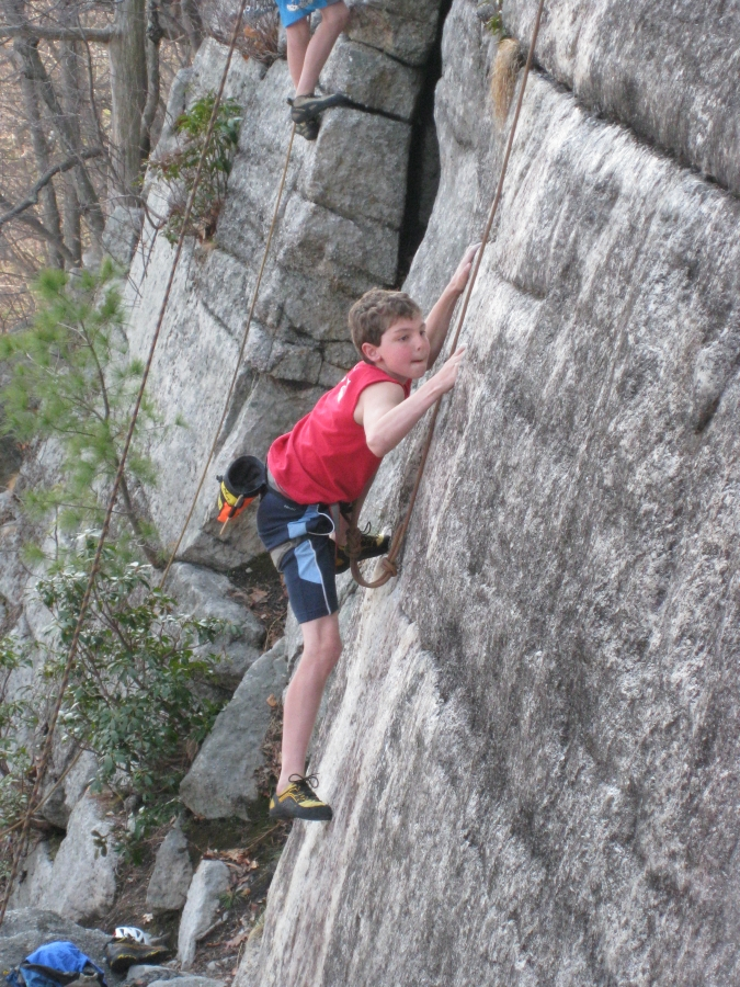 100% satisfaction 2020 beautiful style Gunks Climbs Triangle & Never Never Land | cliffmama.com